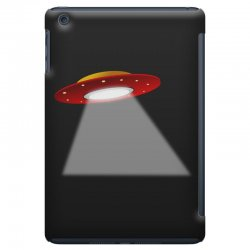 ufo flying saucer flying disc alien iPad Mini Case | Artistshot