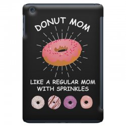 donut mom like a regular mom with sprinkles iPad Mini Case | Artistshot