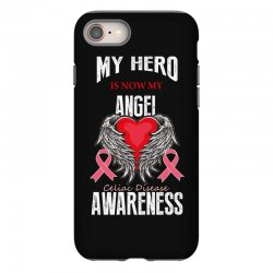 my hero is now my angel celiac disease awareness iPhone 8 Case | Artistshot