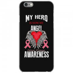 my hero is now my angel celiac disease awareness iPhone 6/6s Case | Artistshot