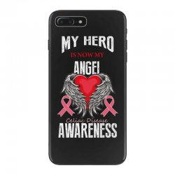 my hero is now my angel celiac disease awareness iPhone 7 Plus Case | Artistshot