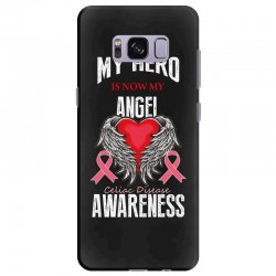 my hero is now my angel celiac disease awareness Samsung Galaxy S8 Plus Case | Artistshot