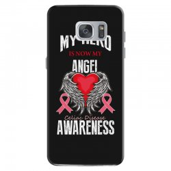 my hero is now my angel celiac disease awareness Samsung Galaxy S7 Case | Artistshot