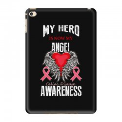 my hero is now my angel celiac disease awareness iPad Mini 4 Case | Artistshot