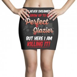 i never dreamed i'd grow up to be a perfect glazies but here i am kill Mini Skirts | Artistshot