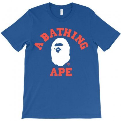 A Bathing Ape T-shirt Designed By Toweroflandrose