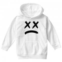 a5137fe5856a0 Custom Lil Peep Sad Face Toddler T-shirt By Toweroflandrose - Artistshot