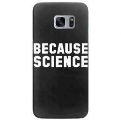 because science Samsung Galaxy S7 Edge Case | Artistshot