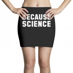 because science Mini Skirts | Artistshot