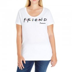 friend forever Ladies Curvy T-Shirt | Artistshot