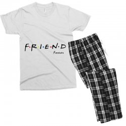 friend forever Men's T-shirt Pajama Set | Artistshot