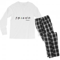 friend forever Men's Long Sleeve Pajama Set | Artistshot
