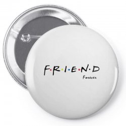 friend forever Pin-back button | Artistshot