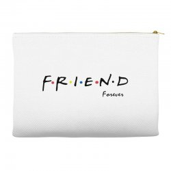 friend forever Accessory Pouches | Artistshot