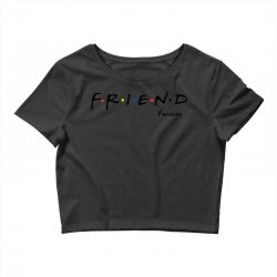 friend forever Crop Top | Artistshot