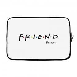 friend forever Laptop sleeve | Artistshot