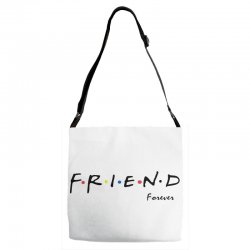 friend forever Adjustable Strap Totes | Artistshot