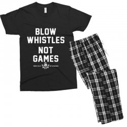 blow whistles Men's T-shirt Pajama Set | Artistshot