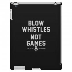 blow whistles iPad 3 and 4 Case | Artistshot