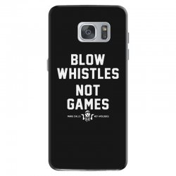 blow whistles Samsung Galaxy S7 Case | Artistshot