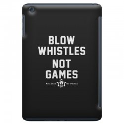 blow whistles iPad Mini Case | Artistshot