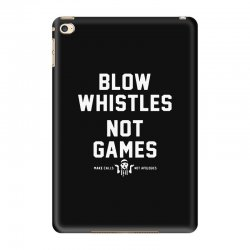 blow whistles iPad Mini 4 Case | Artistshot