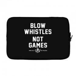 blow whistles Laptop sleeve | Artistshot