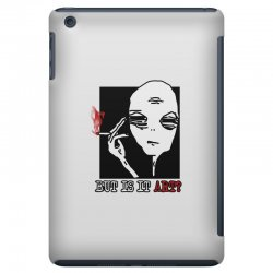 the alien believe sarcastic iPad Mini Case | Artistshot