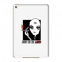 the alien believe sarcastic iPad Mini 4 Case | Artistshot