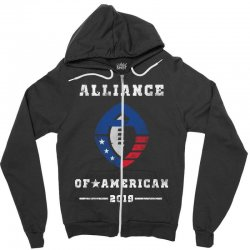 the alliance of american 2019 Zipper Hoodie | Artistshot