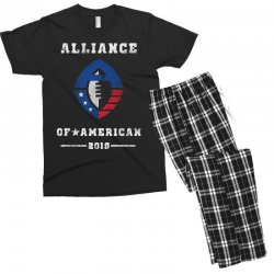 the alliance of american 2019 Men's T-shirt Pajama Set | Artistshot
