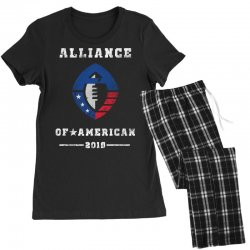 the alliance of american 2019 Women's Pajamas Set | Artistshot