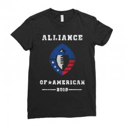 the alliance of american 2019 Ladies Fitted T-Shirt | Artistshot