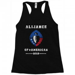 the alliance of american 2019 Racerback Tank | Artistshot