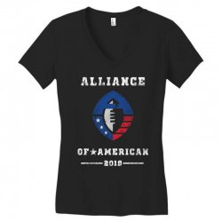 the alliance of american 2019 Women's V-Neck T-Shirt | Artistshot