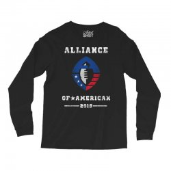 the alliance of american 2019 Long Sleeve Shirts | Artistshot