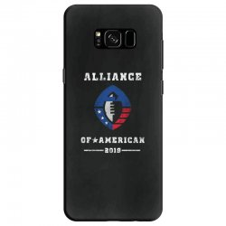 the alliance of american 2019 Samsung Galaxy S8 Case | Artistshot