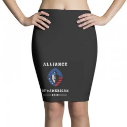the alliance of american 2019 Pencil Skirts | Artistshot