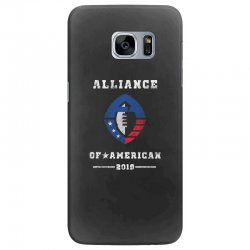 the alliance of american 2019 Samsung Galaxy S7 Edge Case | Artistshot