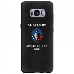 the alliance of american 2019 Samsung Galaxy S8 Plus Case | Artistshot