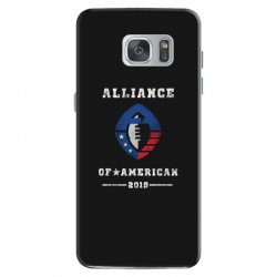 the alliance of american 2019 Samsung Galaxy S7 Case | Artistshot