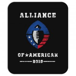 the alliance of american 2019 Mousepad | Artistshot