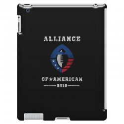 the alliance of american 2019 iPad 3 and 4 Case | Artistshot