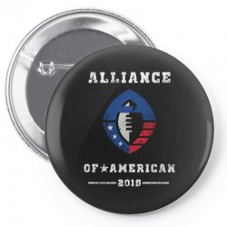 the alliance of american 2019 Pin-back button | Artistshot