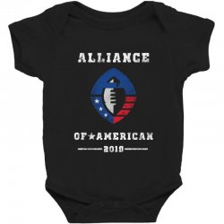 the alliance of american 2019 Baby Bodysuit | Artistshot