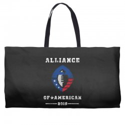 the alliance of american 2019 Weekender Totes | Artistshot