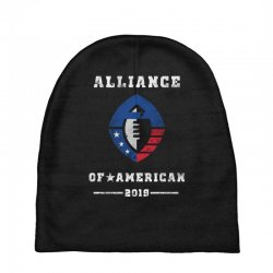 the alliance of american 2019 Baby Beanies | Artistshot