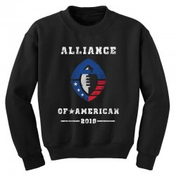 the alliance of american 2019 Youth Sweatshirt | Artistshot