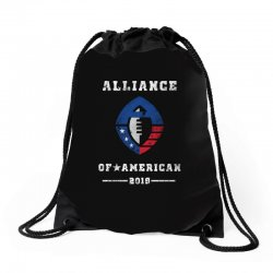the alliance of american 2019 Drawstring Bags | Artistshot