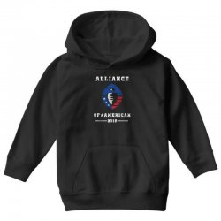the alliance of american 2019 Youth Hoodie | Artistshot